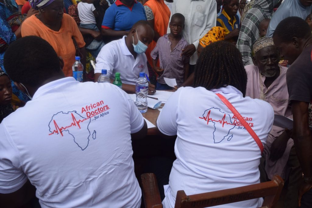 African Doctors Collaborates with OHAI to Boost Rural Health