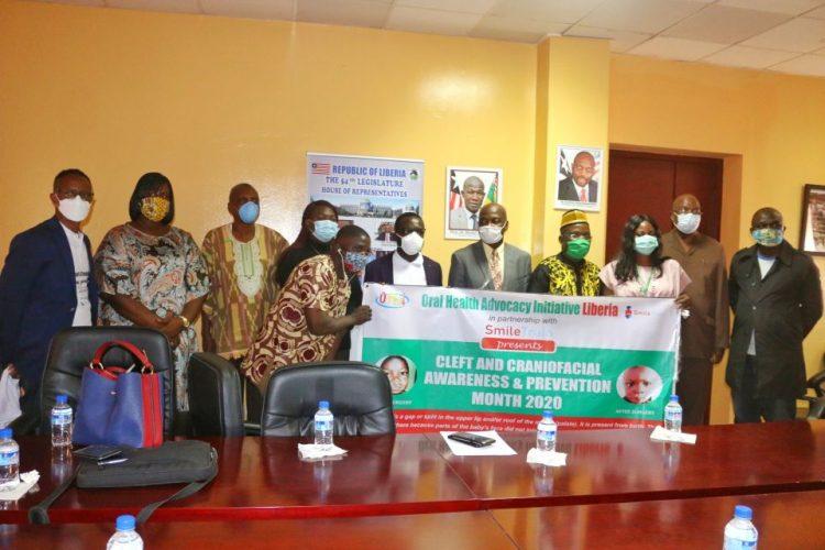 OHAI Launches Country Program in Liberia; Govt. Pledges Legislative Support